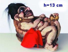 Mamatroll im Bad 13cm