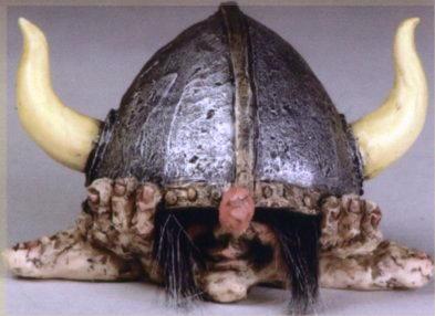 Guguseli unter dem Helm 6.5cm