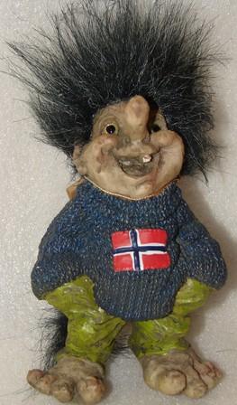 der Coole Norweger 13cm
