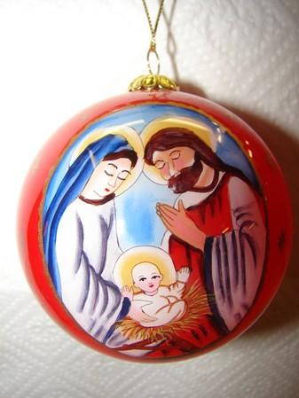 Maria und Josef mit Jesus 7.5 cm