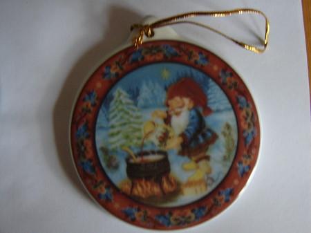 Weihnachtsbaumschmuck 7cm
