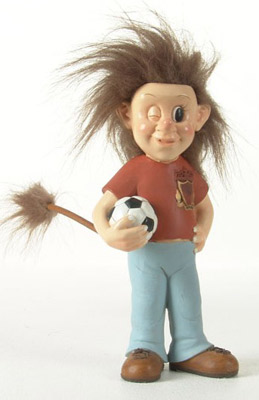 Kevin der Fussballer 16.5cm