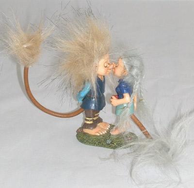 Karl und Julie die Verliebten 10cm