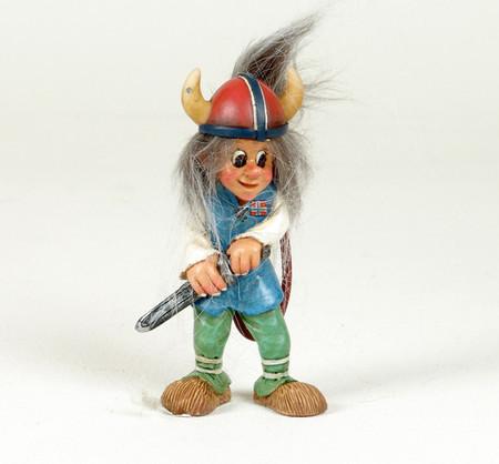 Lasse der Vikingerkönig - Retter 10cm