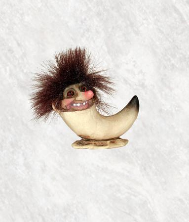 Troll im Horn 7.5cm
