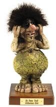 Troll Club Figur 1999 Rarität 19cm