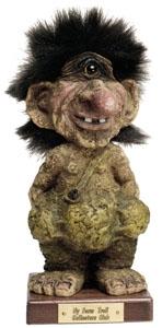 Troll Club Figur 2000 Rarität 22cm