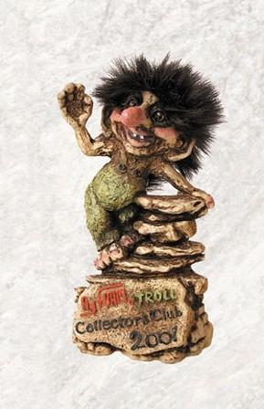 Troll Club Figur 2001 Sammlerwert
