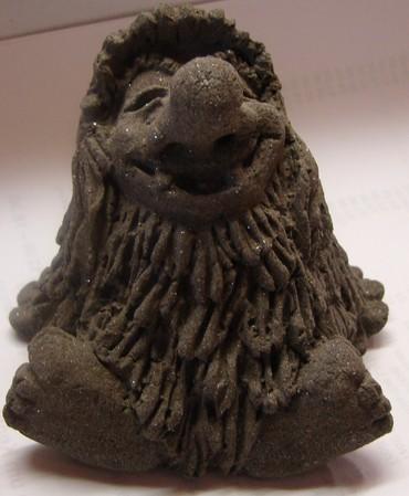 Pirit - Steinfigur 2