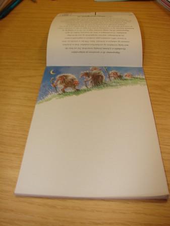 Troll Briefpapier A4 25 Blätter
