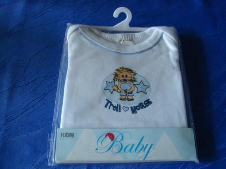Body Junge 6-9 Monate 100% Baumwolle 40 Grad waschbar