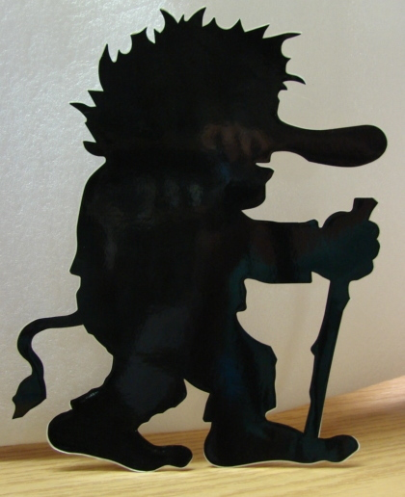 Trollkleber gross 26cmx20cm