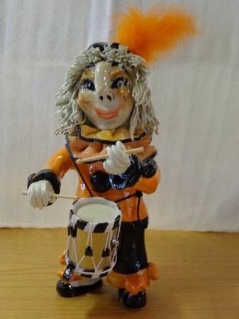 Pierrot Drummler 27-28cm