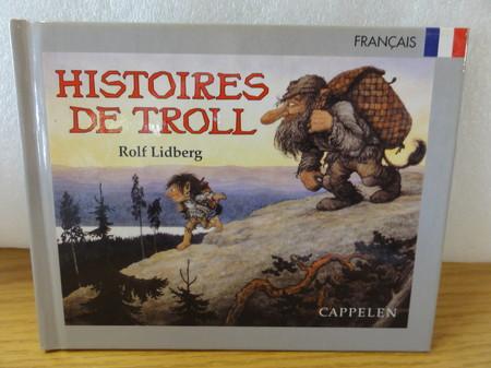 Mini Buch Histoires de Troll