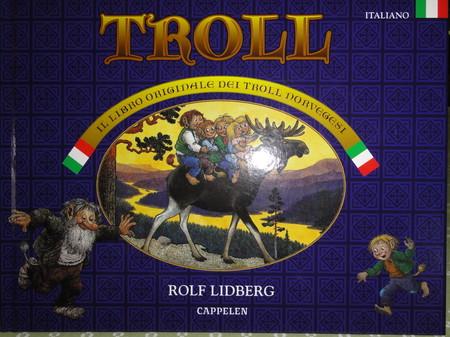 """Troll """"Il libro originale del Troll Norveggsi (Italienisch) 2002"""