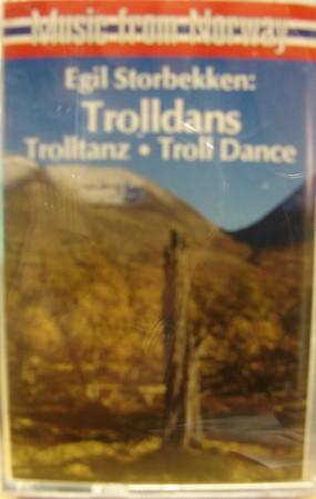 Trolltanz Musik Cassette MC