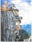 Puzzle klein Kletterer