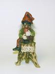 Weihnachts-Nisse, GOD JUL 20cm