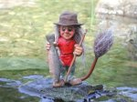 Arild der Hecht-Angler vom Trollteich 10cm