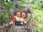 Leif und Linus die singenden Zwillinge 8cm
