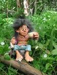 Sigurd (klein) der Wanderer und Entdecker 8cm