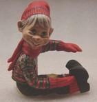 Kleiner Junge Oskander Krekling 7cm