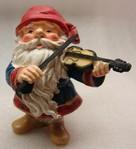 Mit Geige 7.5 x 10cm
