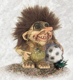 Troll Fussball Junior 8.5cm