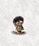 Troll Mädchen 9cm