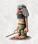 Troll Oel-Scheich 30cm