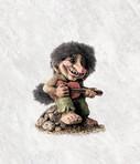 Troll Guitarist 15cm