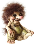 Troll Sympathischer Liebling 12cm
