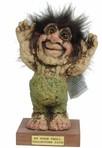 Troll Club Figur 2005 Rarität 19cm