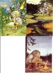 Postkartenset 21: 111 117 140