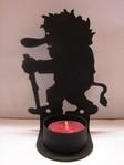 Kerzenständer aus Schmiedeisen